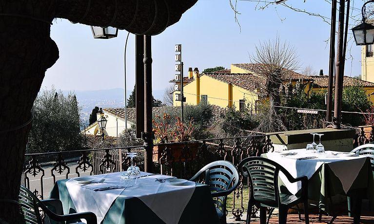 Villa Aurora Fiesole